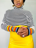 Fun Times Stripe Sweater