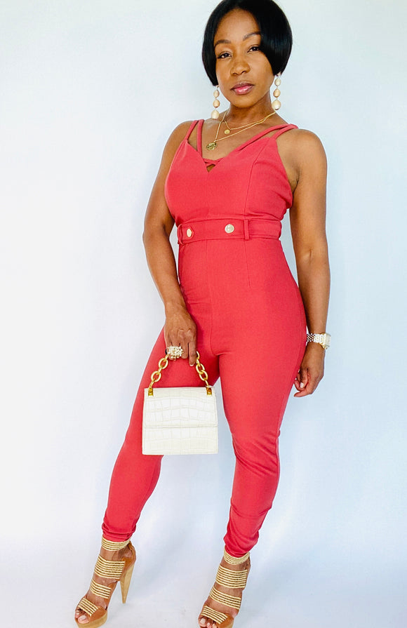 Brick House Jumpsuit