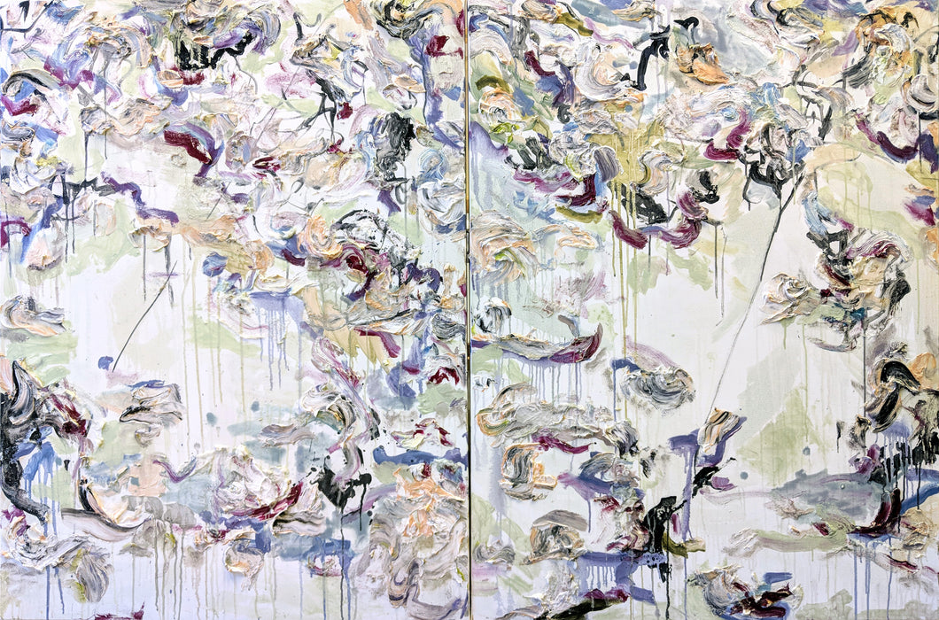 By Streams of Living Water (Diptych)