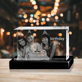 Birthday Landscape - The best 3D crystal gifts in the world!