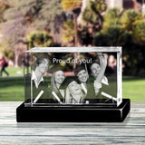 Graduation Landscape - The best 3D crystal gifts in the world!
