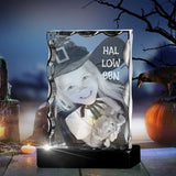 Halloween Serrated - 2D - The best 3D crystal gifts in the world!