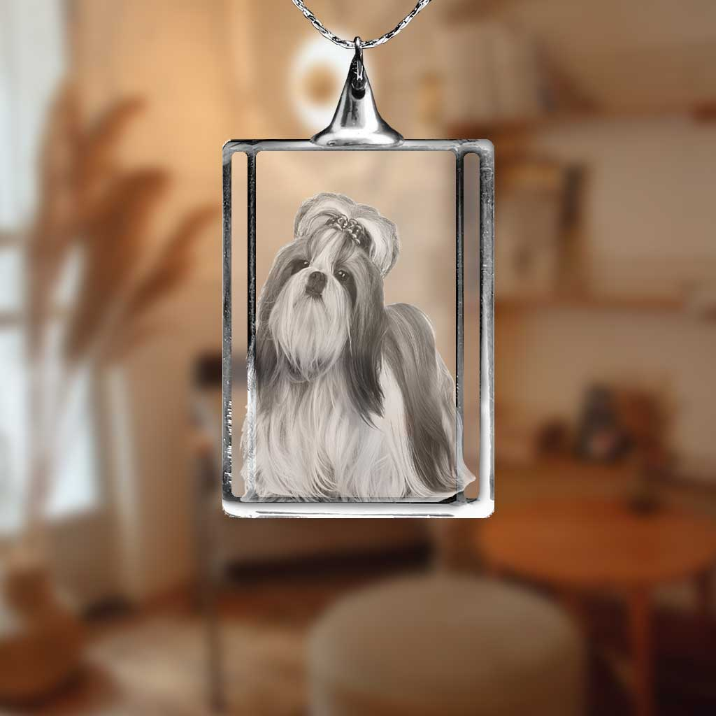 LASER PHOTO CRYSTAL PERSONALIZED GIFT KEY RING GRANDMA DAD KIDS PETS  2D-3D C