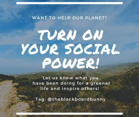 Turn on your social power!