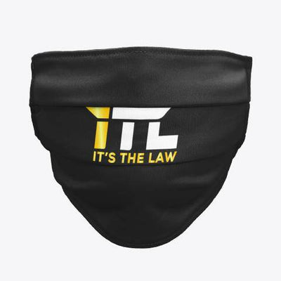 It's The Law Mask - Bossladys Boutique