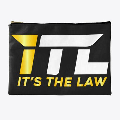 It's The Law Pouch - Bossladys Boutique