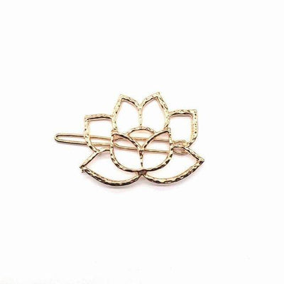 Triangle Geometric Lip Stars Knot Hairpins - Bossladys Boutique