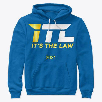 It's The Law Hoodie - Bossladys Boutique