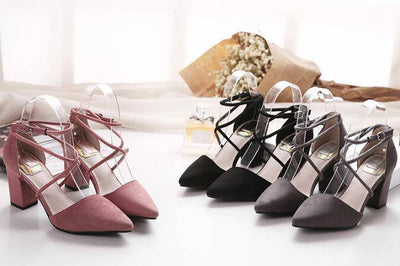 New style elegant footwear ladies high heel shoes - Bossladys Boutique