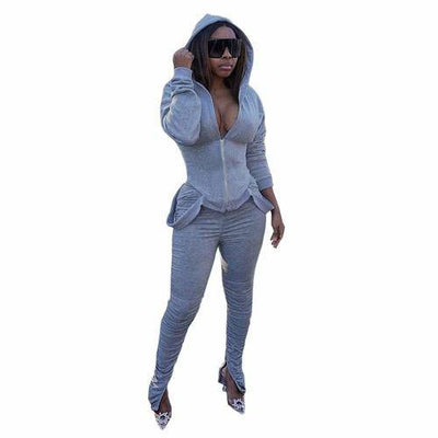 Women Two Piece Casual Suits - Bossladys Boutique