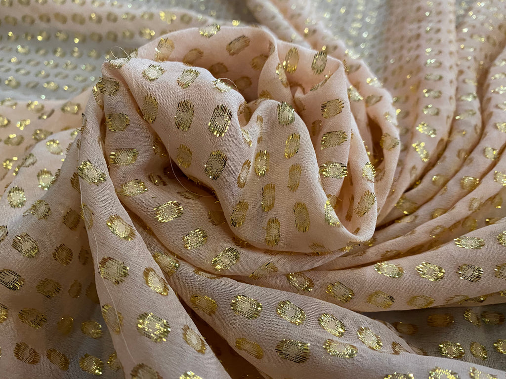 ROSE VEIL MIT GOLD