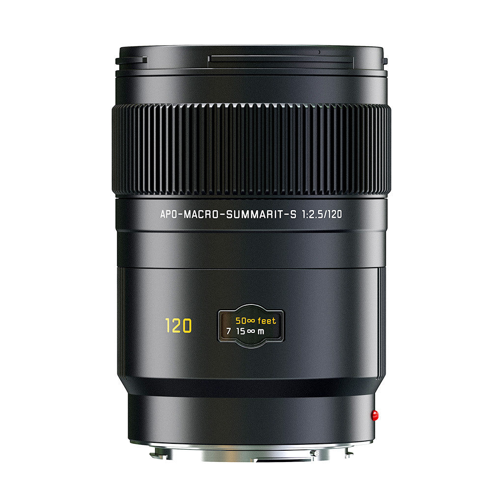 Leica APO-Macro-Summarit-S 120mm f/2.5 CS