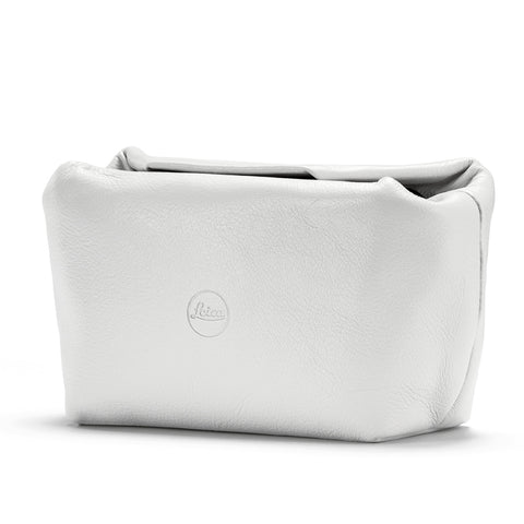 Leica C-Lux Small Soft Leather Pouch, White