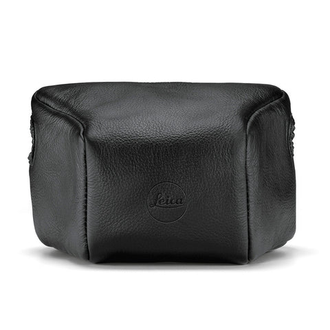 Leica M10 Leather Pouch, Black, Long