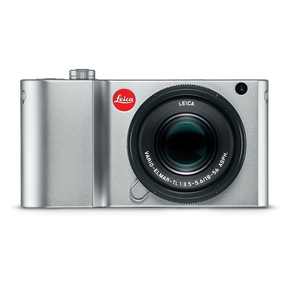Leica TL2, silver anodized finish