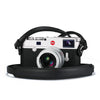 Leica Leather Carrying Strap, Black