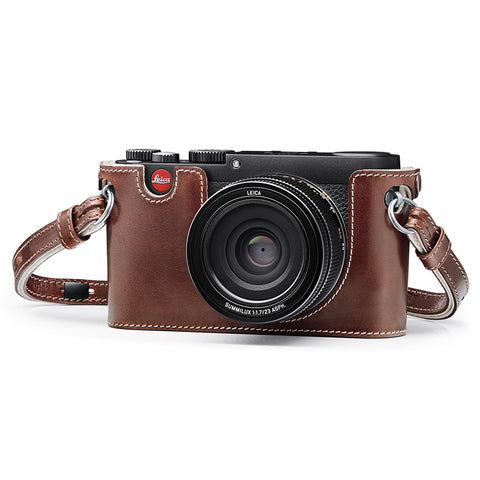 Leica X Protector, Leather, Brown