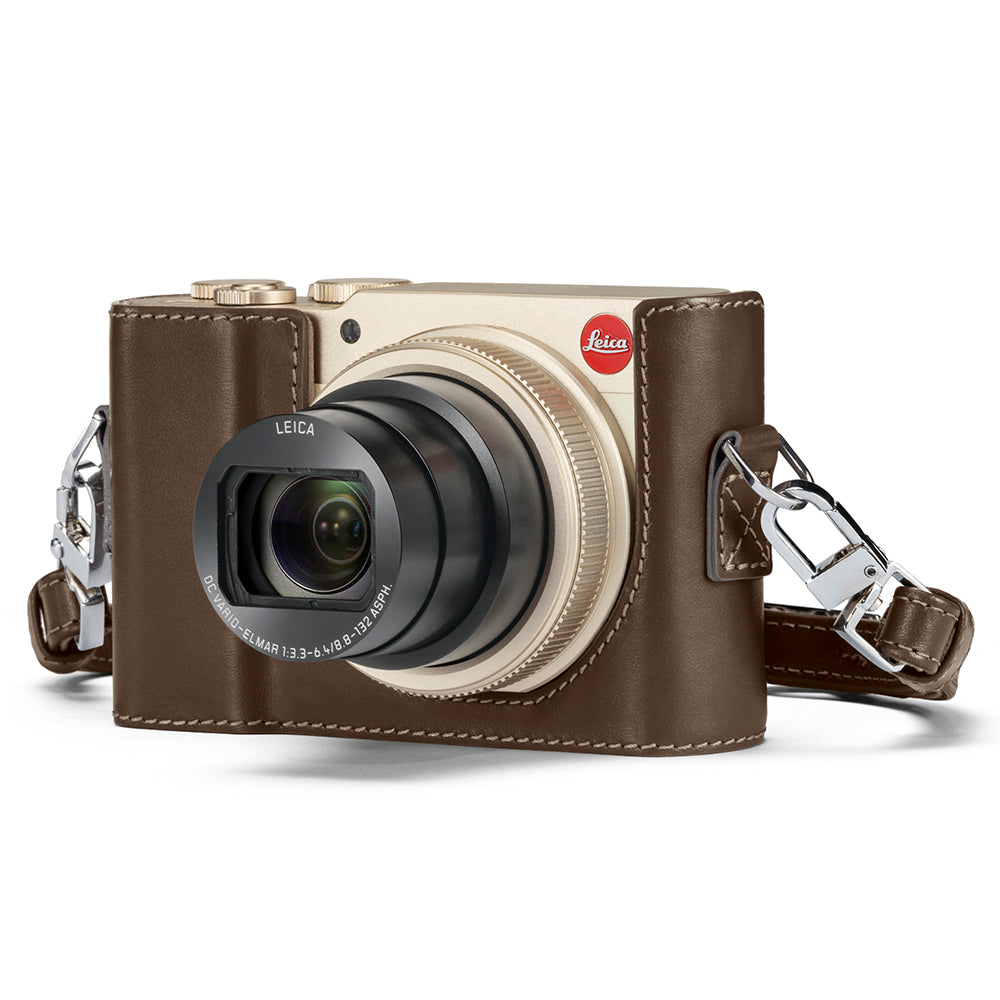 Leica C-Lux Leather Protector, Taupe