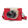 Leica C-Lux Leather Protector, Red