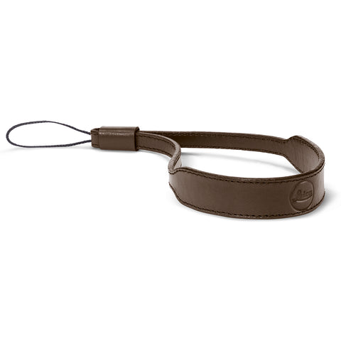 Leica C-Lux Leather Wrist Strap, Taupe