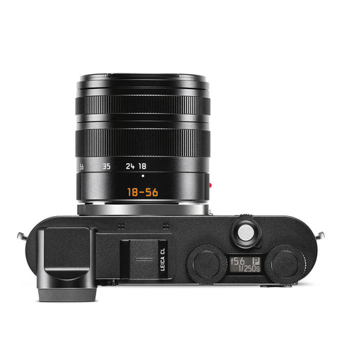 Leica CL Vario Kit with Vario-Elmar-TL 18-56mm