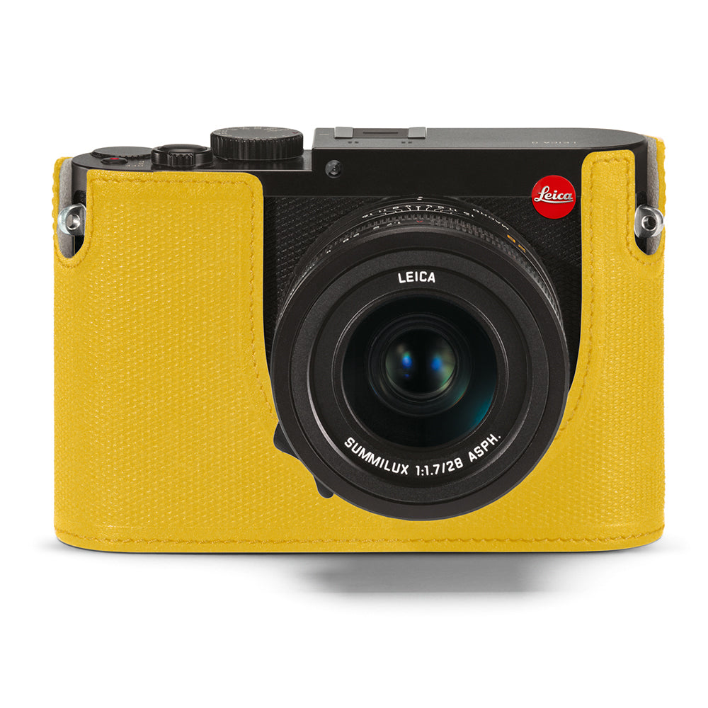Leica Protector Q (Typ 116), Yellow Leather