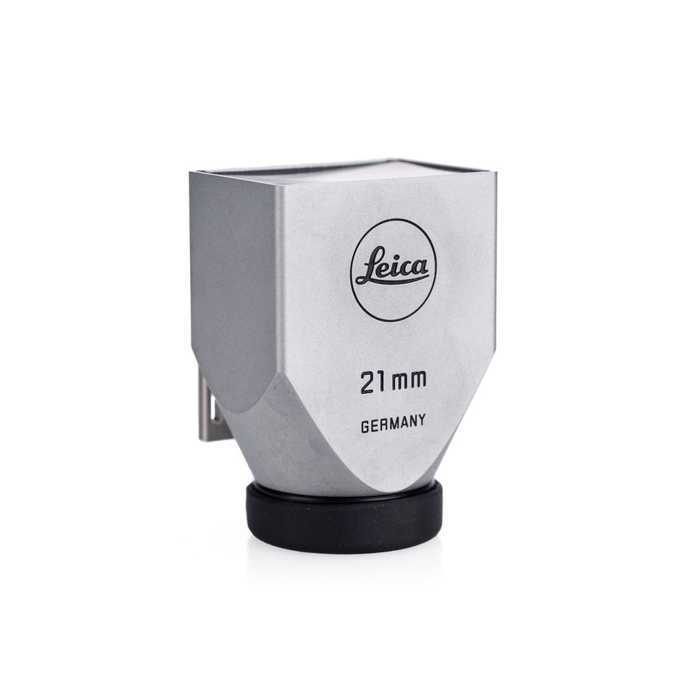 Leica Brightline finder M-21 - Silver