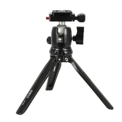 Sirui 3T-15 Table Top Tripod Kit, Black