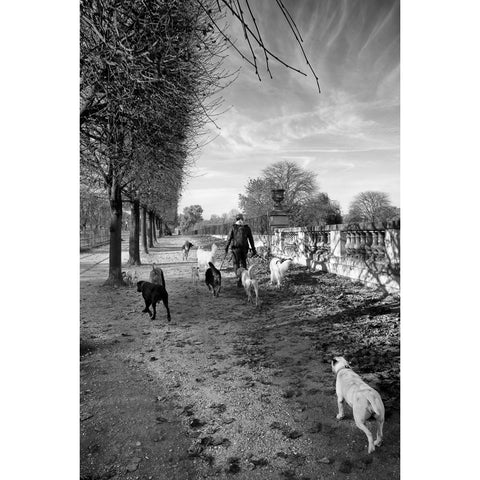 Louis Jay - Signed Archival Print - Tuileries, Paris (27)