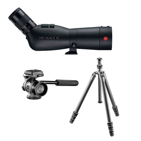 Leica APO-Televid 65 Angled Travel Package