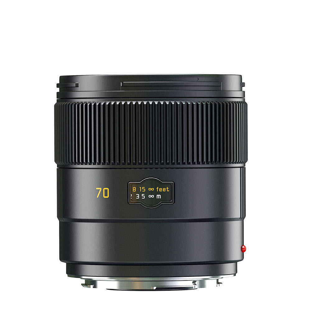 Leica Summarit-S 70mm f/2.5 ASPH CS