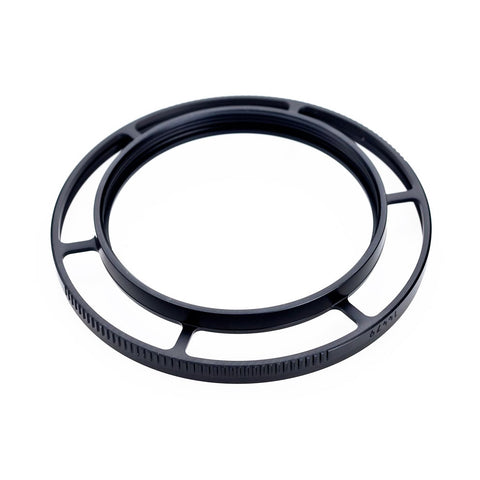 Leica Adapter for 24mm f/1.4 ASPH to Accept E72 Filter