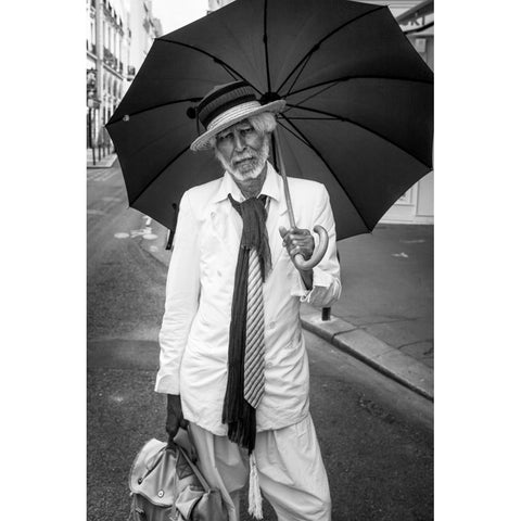 Louis Jay - Signed Archival Print - Rue de Seine, Paris (11)