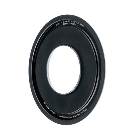 Breakthrough Photography 49mm aluminum adapter ring for square filters