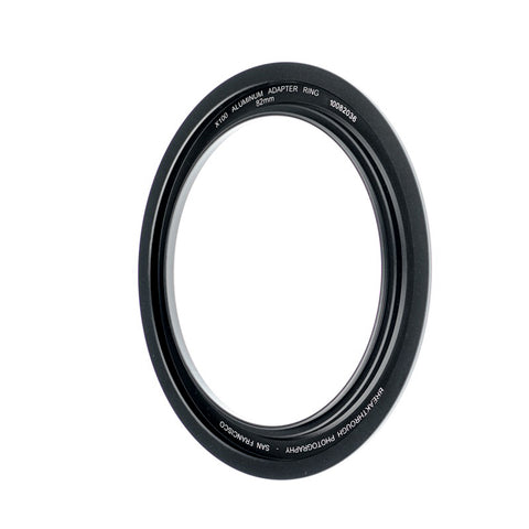 Breakthrough Photography 82mm aluminum adapter ring for square filters