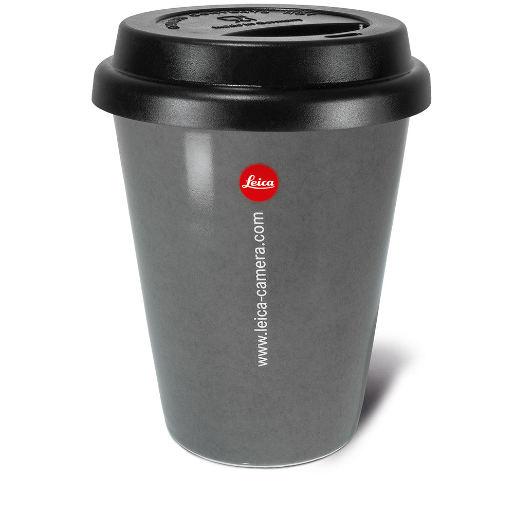 Leica Coffee Mug - Grey