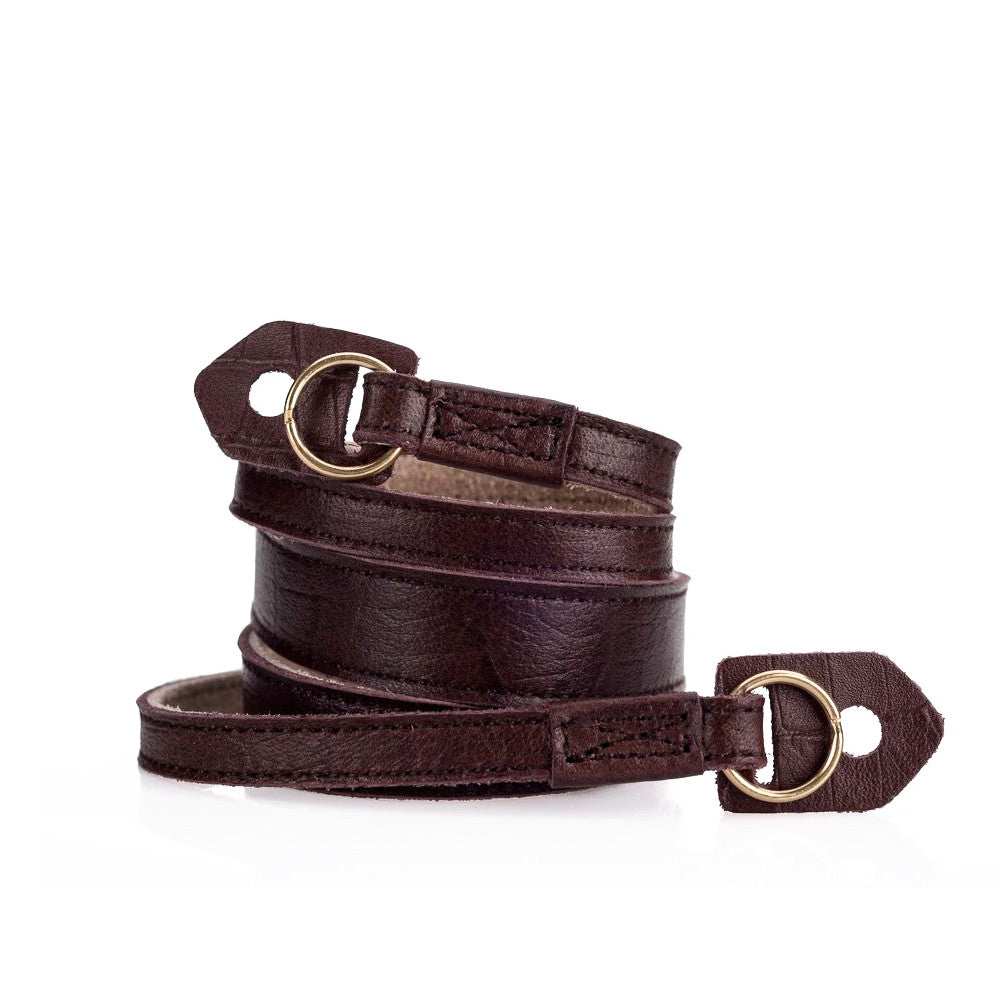 Artisan & Artist* ACAM 272 Leather Strap - Brown