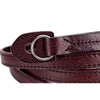 Artisan & Artist* ACAM 280 Leather Padded Strap-Brown