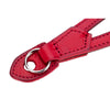 Artisan & Artist* ACAM 290 Leather Hand Strap-Red