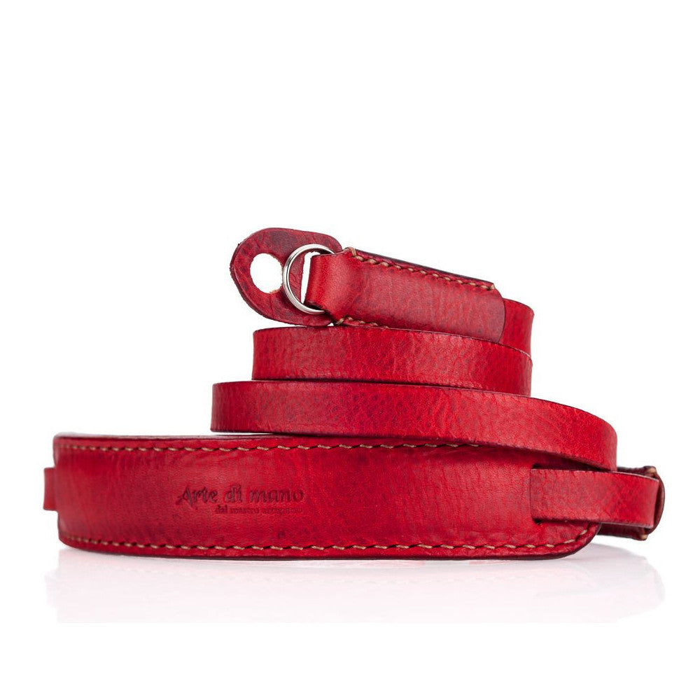 Arte di Mano Classic Neck Strap - Rally Bordo