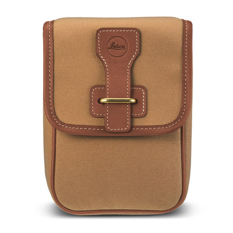 Leica ANEAS Binocular Bag - 42mm, Light Brown