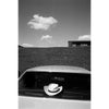 "Constantine Manos - 13x19"" Print - Hat in Car & Cloud, St. Augustine, Florida, 1981"