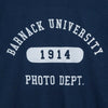 Barnack University T-Shirt, Navy, Mens, XX-Large