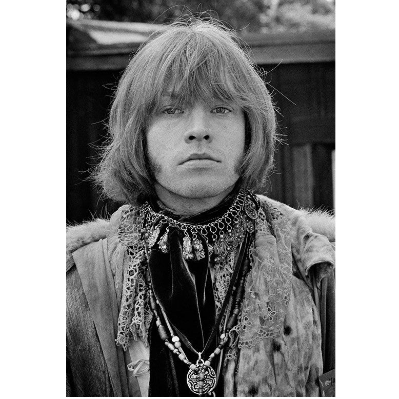 Brian Jones - 16x20- Edition of 25