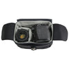 Oberwerth Charlie Extra Small Leather Camera Bag & Insert, Black