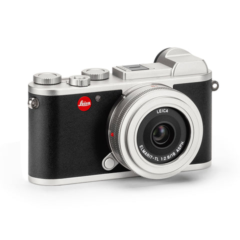Leica CL Prime Kit, Silver with Elmarit-TL 18mm