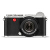 Leica CL Vario Kit, Silver with Vario-Elmar-TL 18-56mm
