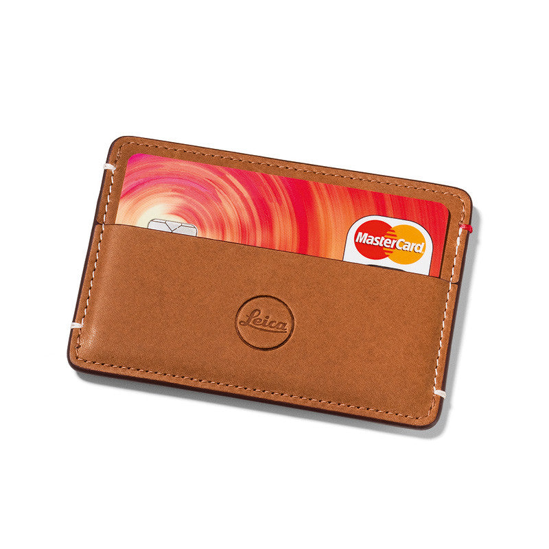 Leica Leather Cardholder