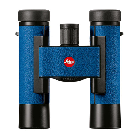 Leica Ultravid Colorline 10 x 25 Binocular - Capri Blue