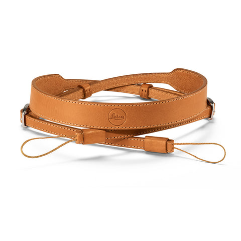 Leica Carrying strap, D-Lux, brown